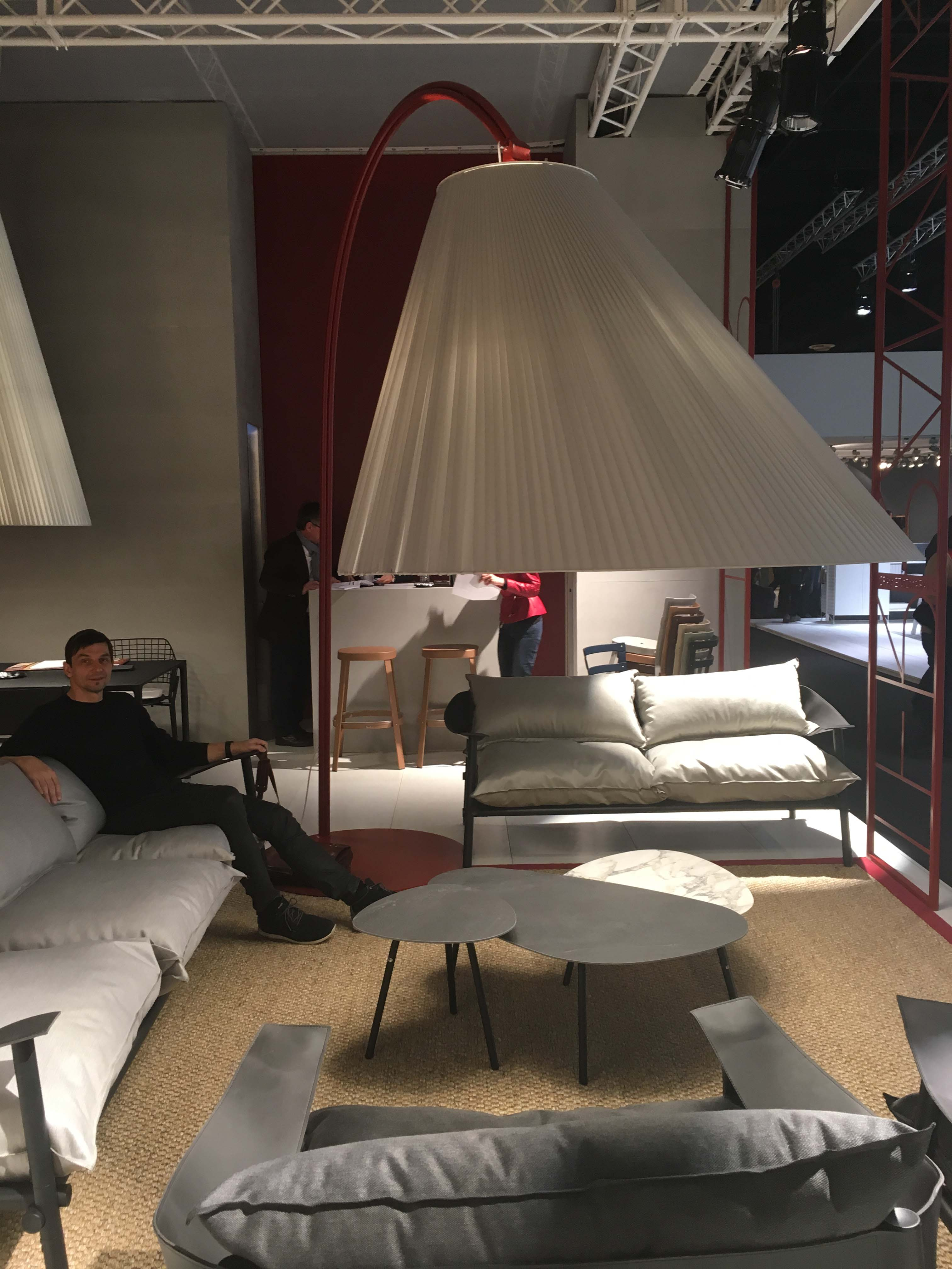 besuch auf der imm cologne 2017 martin neuhauser. Black Bedroom Furniture Sets. Home Design Ideas